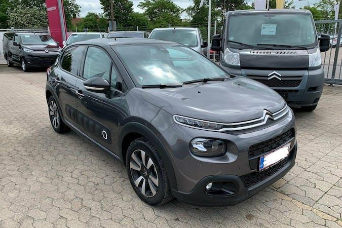 Billig billeje af Citroën C3 1.5 diesel VTR med GPS nær  .