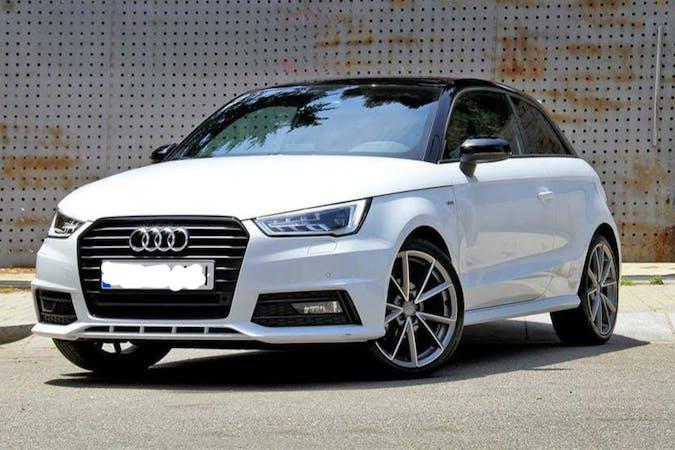 Alquiler barato de Audi A1 Sportback 1.6 Tdi 116 Active Kit cerca de 28039 Madrid.