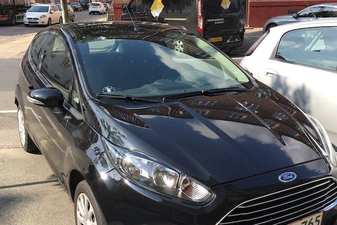 Billig billeje af Ford Fiesta 1,0 Trend 3d  nær 2200 København.