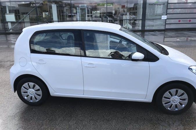Billig billeje af VW Up 1.0 med GPS nær 2800 Kongens Lyngby.