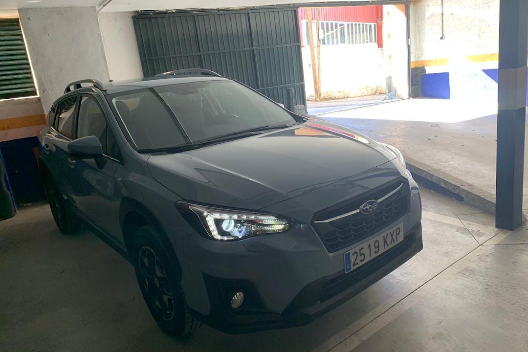 Alquiler barato de Subaru Xv Advance 1.6 cerca de 28013 Madrid.