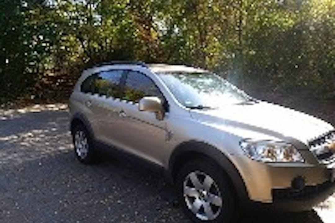 Alquiler barato de Chevrolet-Gm Captiva 2.0 Vcdi Ltx 7pz At cerca de 29004 Málaga.