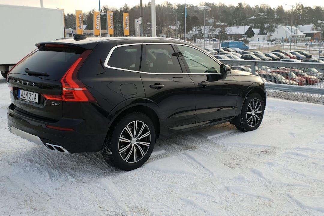 Billig biluthyrning av Volvo XC60  med GPS i närheten av 126 50 Hägersten-Liljeholmen.