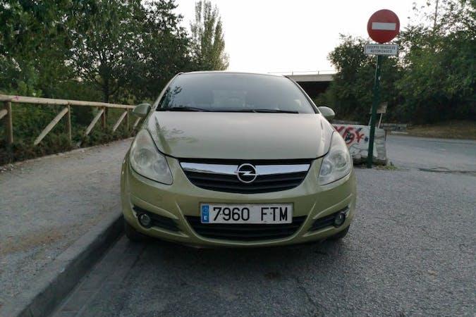 Alquiler barato de Opel Corsa 1.3 Cdti 75 Cosmo cerca de 18004 Granada.