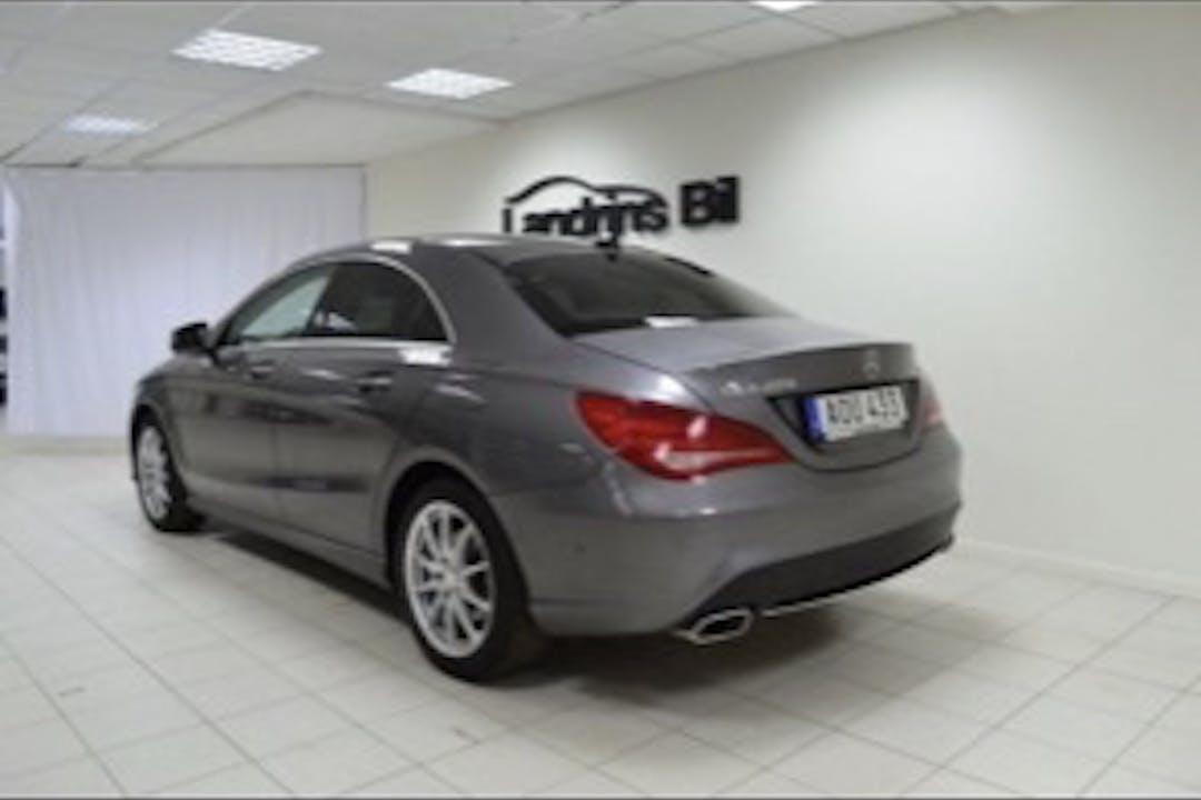 Billig biluthyrning av Mercedes CLA i närheten av 145 70 .