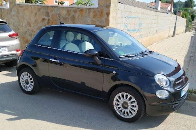 Alquiler barato de Fiat 500 1.2 Lounge cerca de 46470 Catarroja.