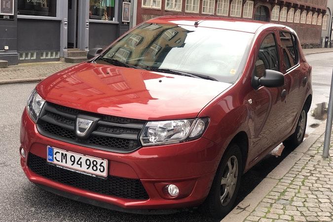 Billig billeje af Dacia Sandero Diesel 26,3 km/l nær 8260 Viby.