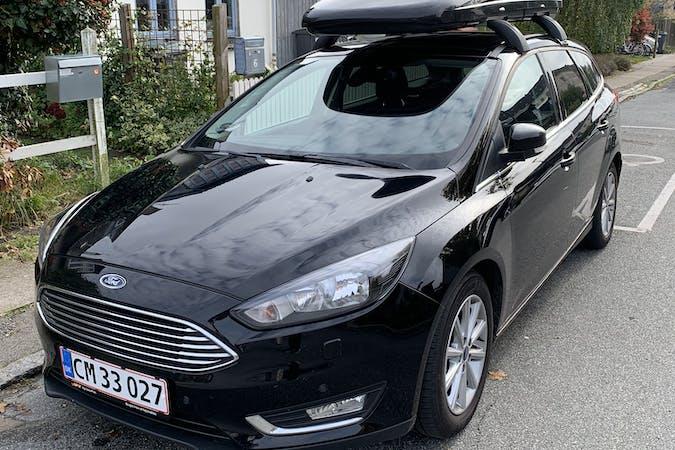 Billig billeje af Ford Focus med GPS nær 2700 København.