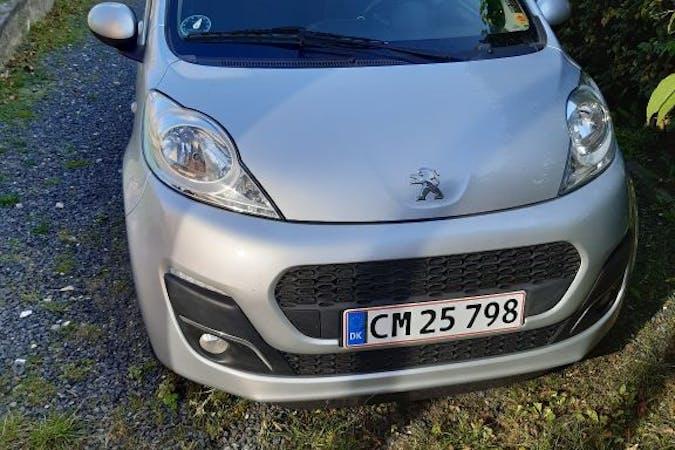 Billig billeje af Peugeot 107 nær 8300 Odder.