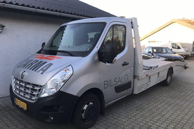 Billig billeje af Renault Master Ladvogn / Autotransporter nær 8270 Højbjerg.