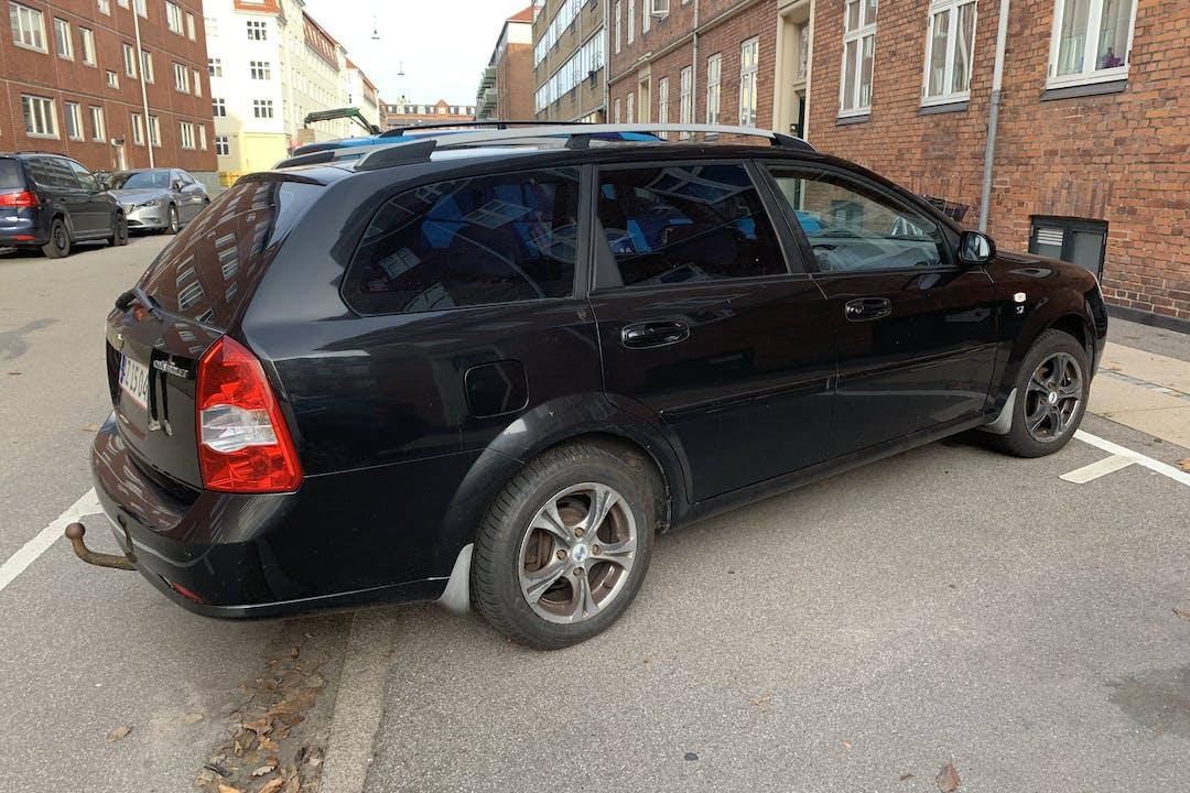 Billig billeje af Chevrolet Nubira nær 2100 København.