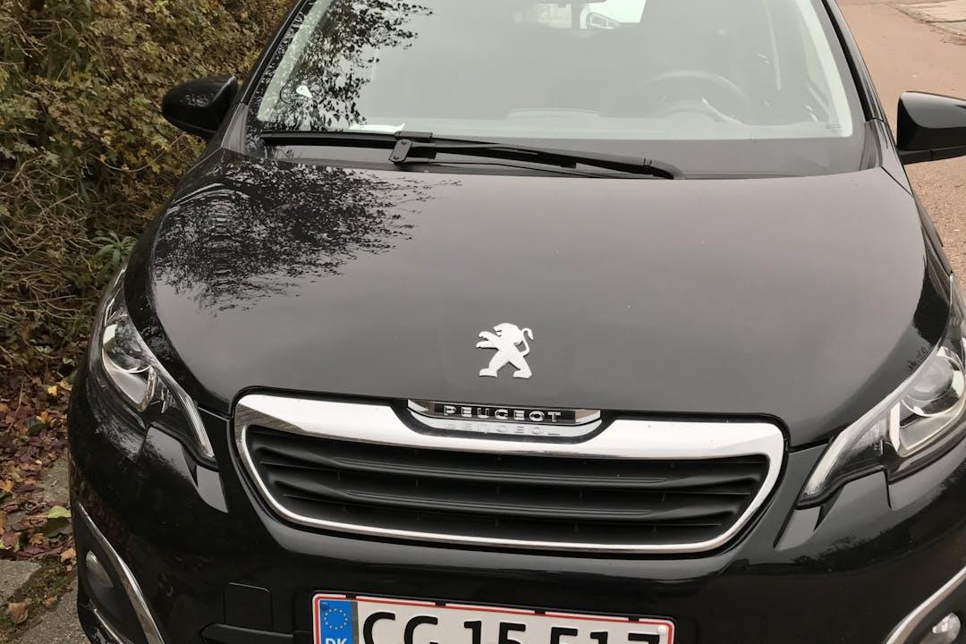 Billig billeje af Peugeot 108 nær 2830 Virum.