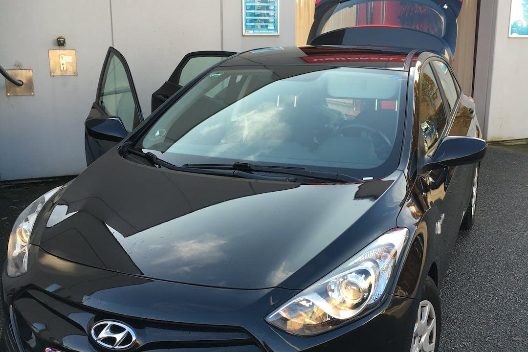 Billig billeje af Hyundai i30 nær 8000 Aarhus.