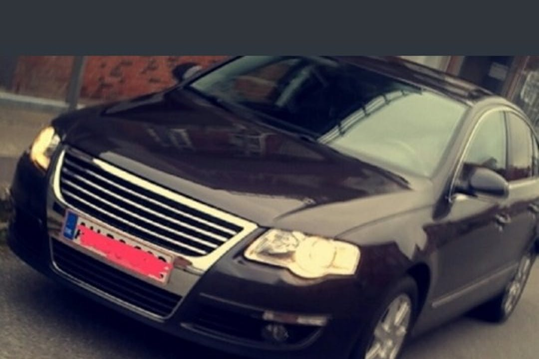 Billig billeje af Volkswagen Passat nær 2300 Kastrup.