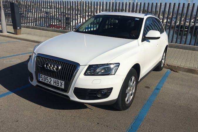 Alquiler barato de Audi Q5 cerca de 08800 Vilanova i la Geltrú.