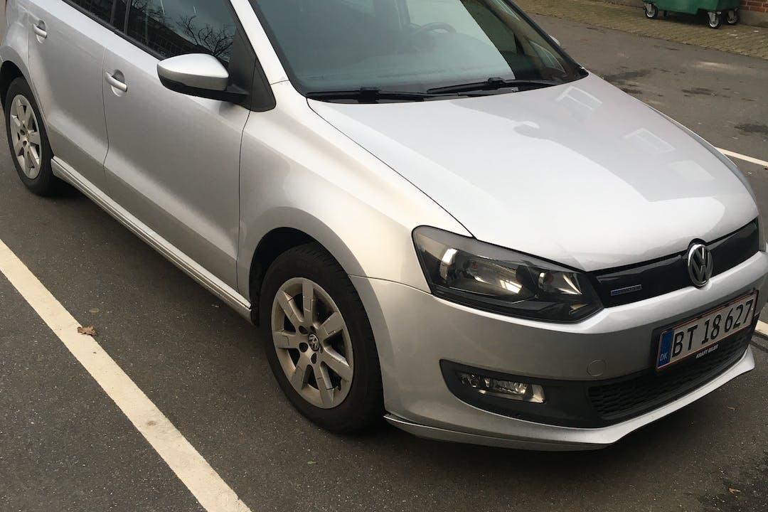 Billig billeje af Volkswagen Polo 1,2 TDi 75 Bluemotion 5d nær 7000 Fredericia.