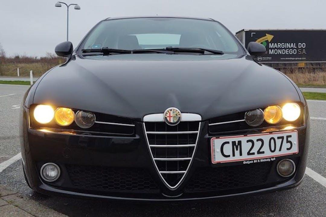 Billig billeje af Alfa Romeo 159 nær 5700 Svendborg.