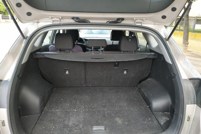 Billig leie av Hyundai Tucson 1.7crdi Bd Klass Nav 4x2 i nærheten av 11405 Jerez de la Frontera.