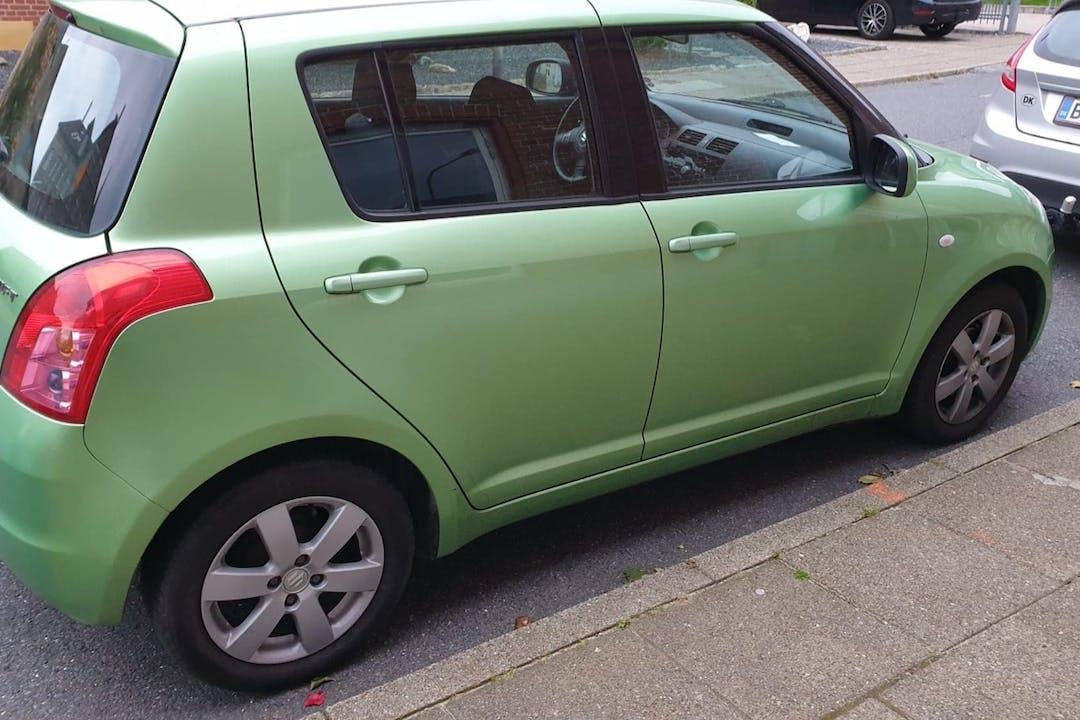 Billig billeje af Suzuki swift nær 9400 Nørresundby.
