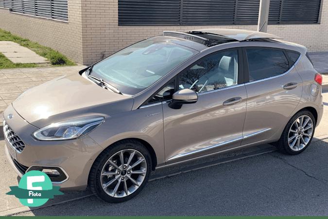 Alquiler barato de Ford Fiesta 1.0 Ecoboost 100 S/S St-L con equipamiento GPS cerca de 28012 Madrid.