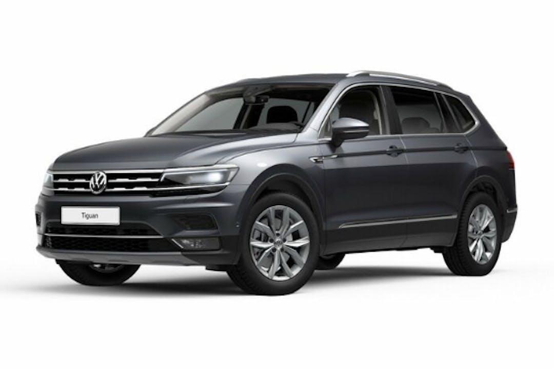 Billig billeje af Volkswagen Tiguan nær 2820 Gentofte.