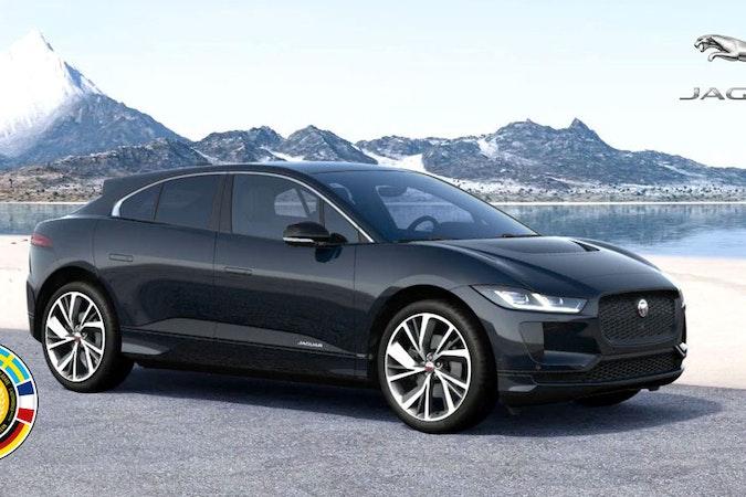 Billig leie av Jaguar I-Pace i nærheten av  Ålesund.