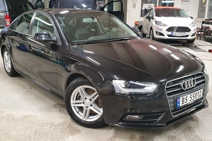 Billig leie av Audi A4 i nærheten av 9016 .