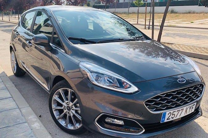 Alquiler barato de Ford Fiesta cerca de 28001 Madrid.