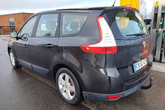 Billig billeje af Renault Grand Scenic nær 5700 Svendborg.