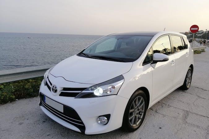 Alquiler barato de Toyota Verso cerca de 29004 Málaga.