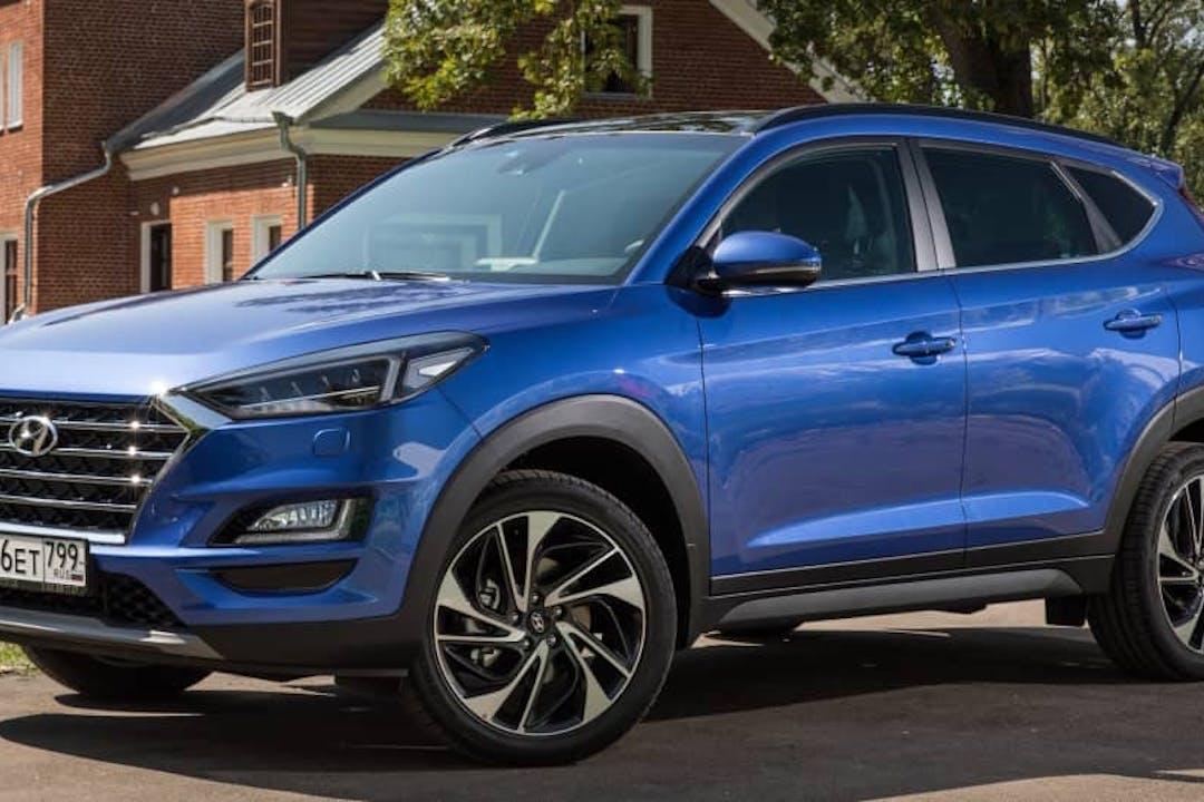 Alquiler barato de Hyundai Tucson 1.6 Gdi Bd Essence 4x2 cerca de  .