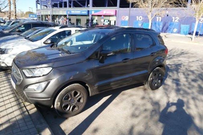 Alquiler barato de Ford Ecosport 1.5 Tdci 95 Titanium con equipamiento GPS cerca de 46009 València.
