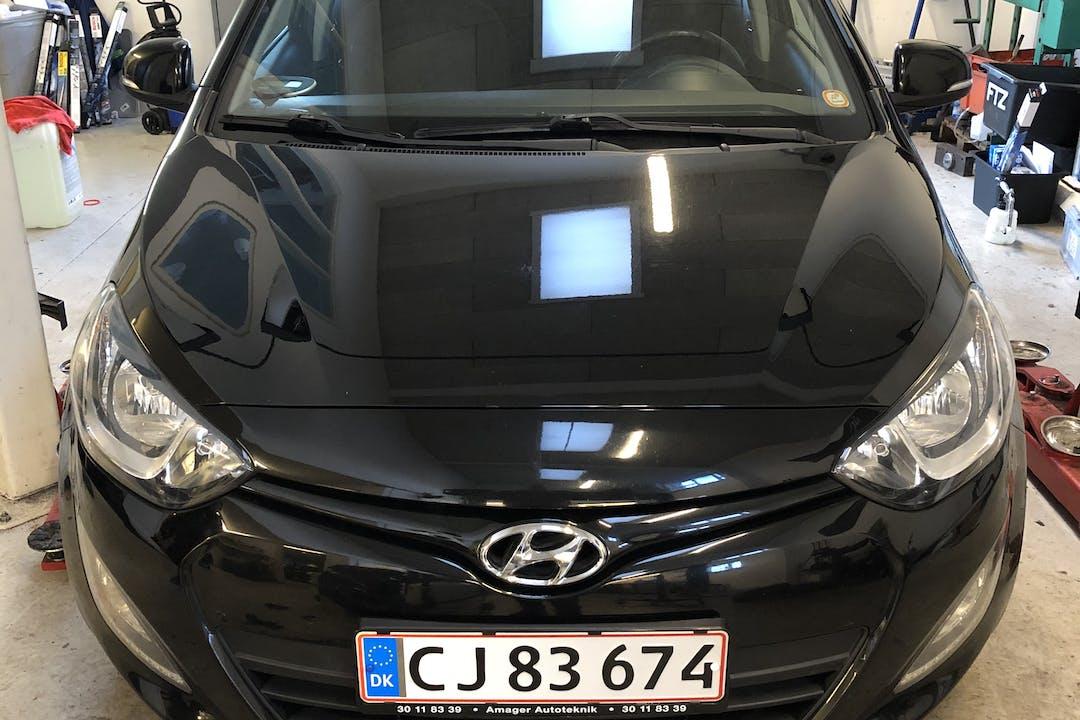 Billig billeje af Hyundai i20 nær 2770 Kastrup.