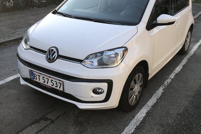 Billig billeje af Volkswagen UP! nær 2200 København.