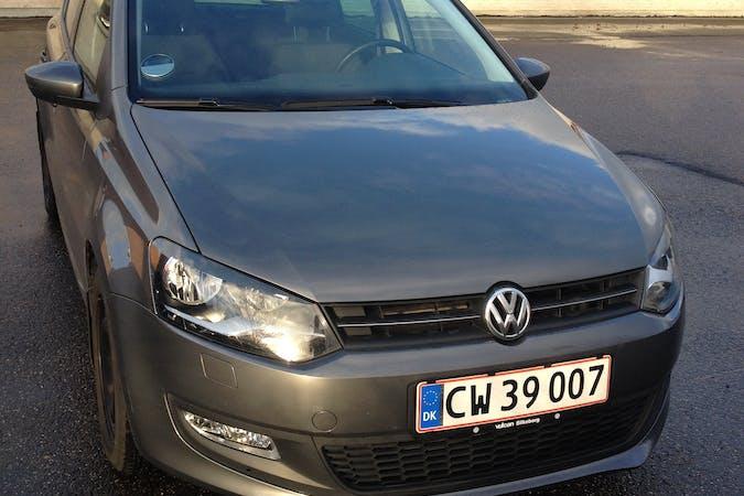 Billig billeje af VW Polo Bluemotion 1,6 TDi nær 8960 Randers.