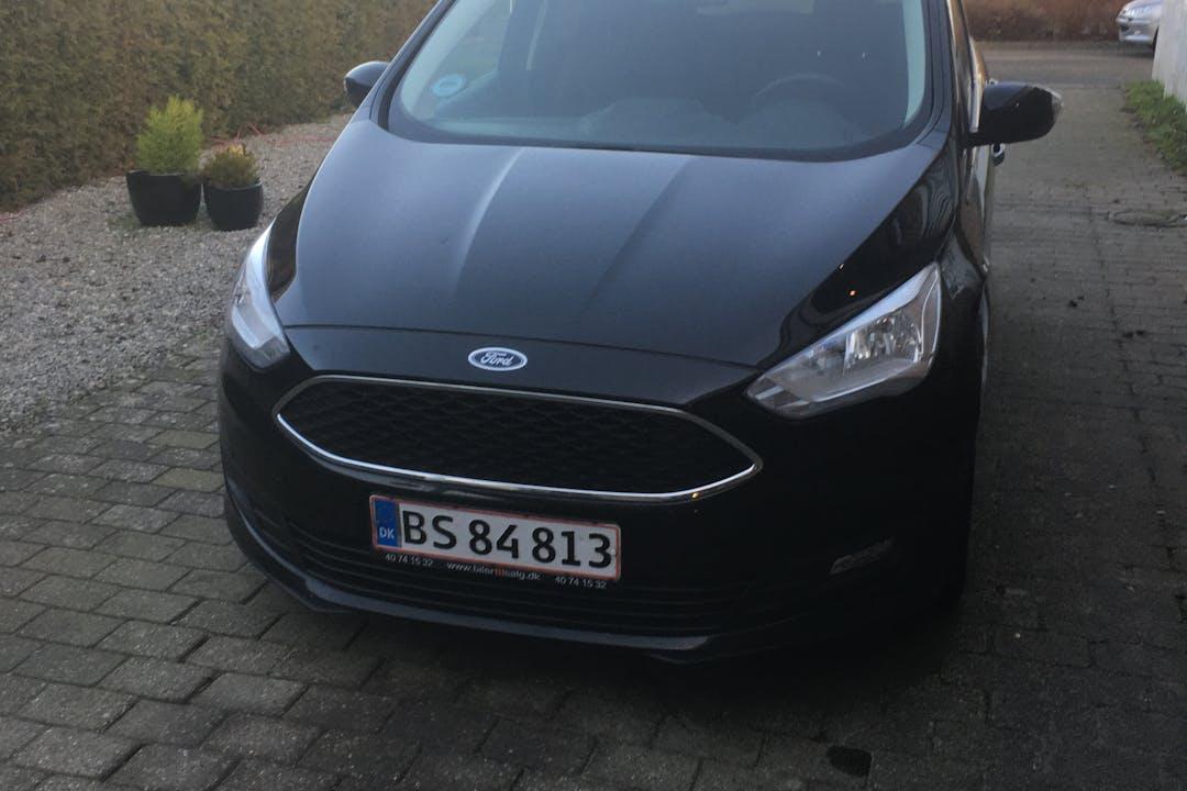 Billig billeje af Ford C-Max nær 5863 Ferritslev Fyn.