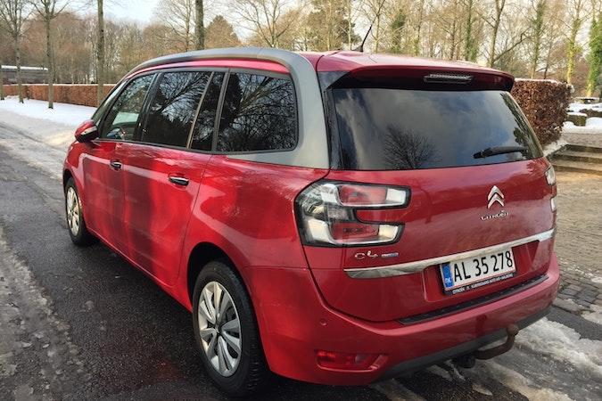 Billig billeje af Citroën C4 grand Picasso 2.0. med Anhængertræk nær 9000 Aalborg.