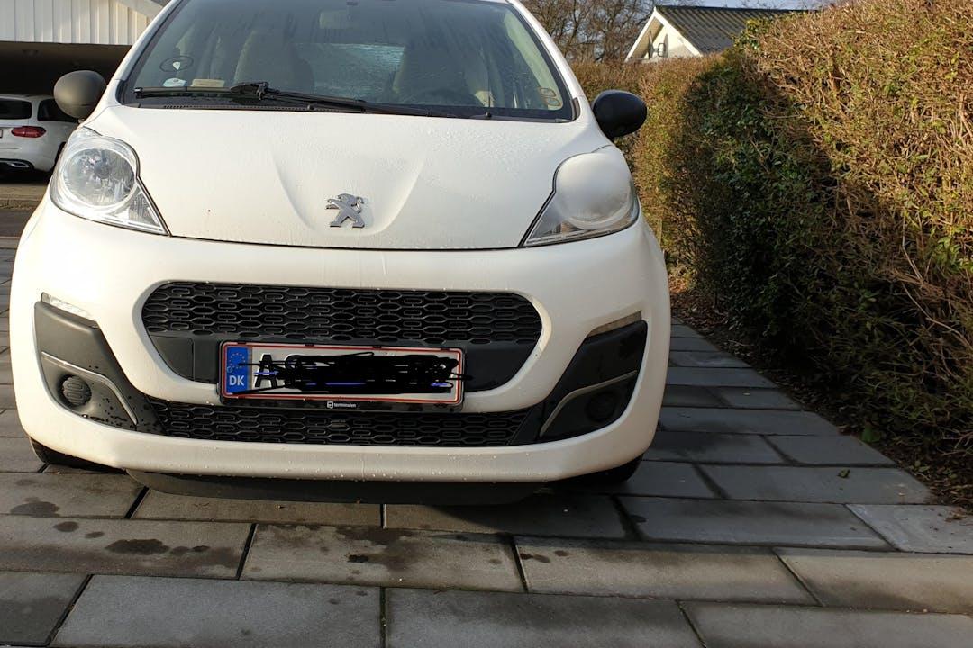 Billig billeje af Peugeot 107 nær 2791 Dragør.