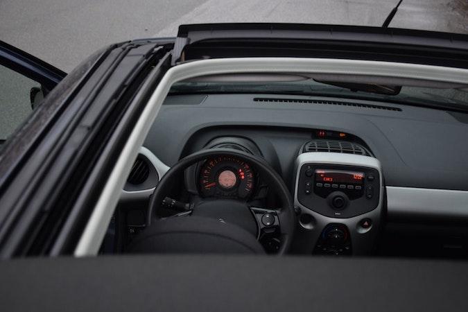 Billig billeje af Citroen C1 Cabriolet nær 8000 Aarhus.