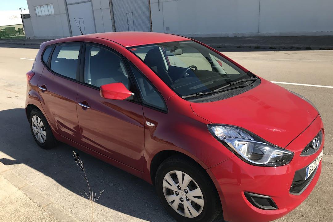 Alquiler barato de Hyundai Ix 20 1.4 Mpi City cerca de 46004 València.