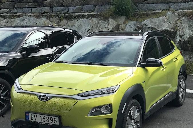 Billig leie av Hyundai Kona med Aircondition nærheten av 4014 .