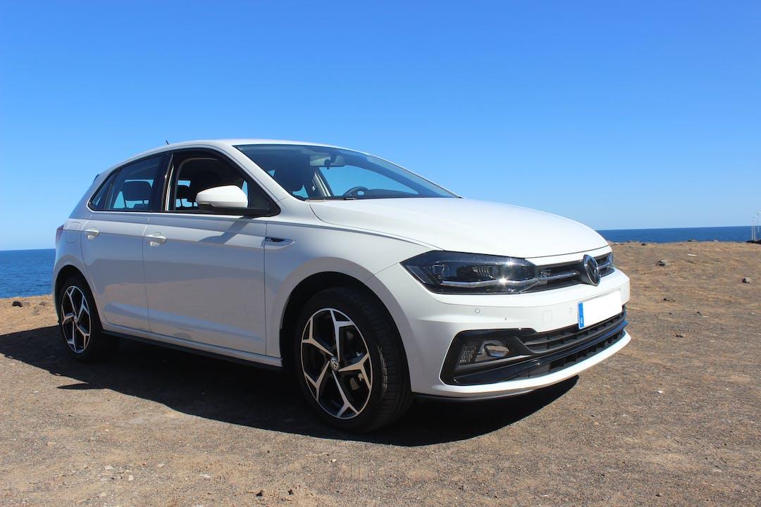 Alquiler barato de Volkswagen Polo Advance 1.0 Tsi 95 cerca de 35212 Marpequeña.
