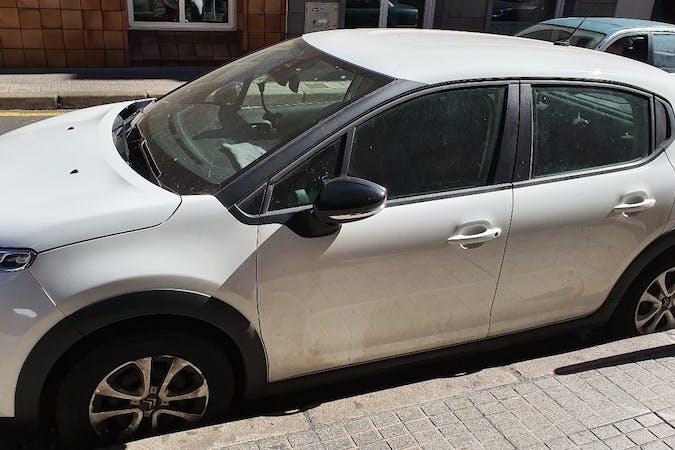 Alquiler barato de Citroën C3 cerca de 38203 San Cristóbal de La Laguna.