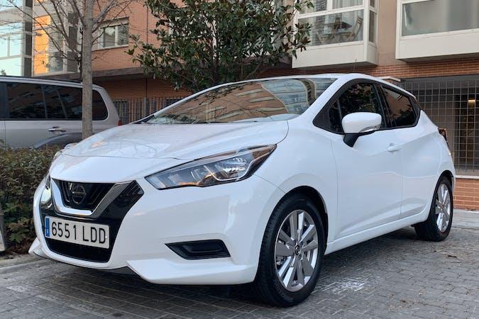 Alquiler barato de Nissan Micra 0.9 90 Ig-T S&S Acenta cerca de 28042 Madrid.