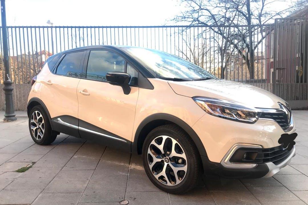 Alquiler barato de Renault Captur Zen 0.9tce Energy cerca de 28019 Madrid.