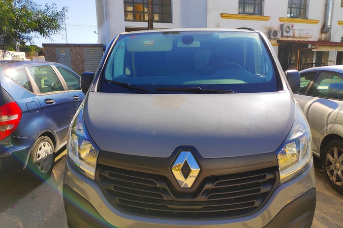 Alquiler barato de Renault Trafic Pas 1.6dci 125 L Edition cerca de 29007 Málaga.