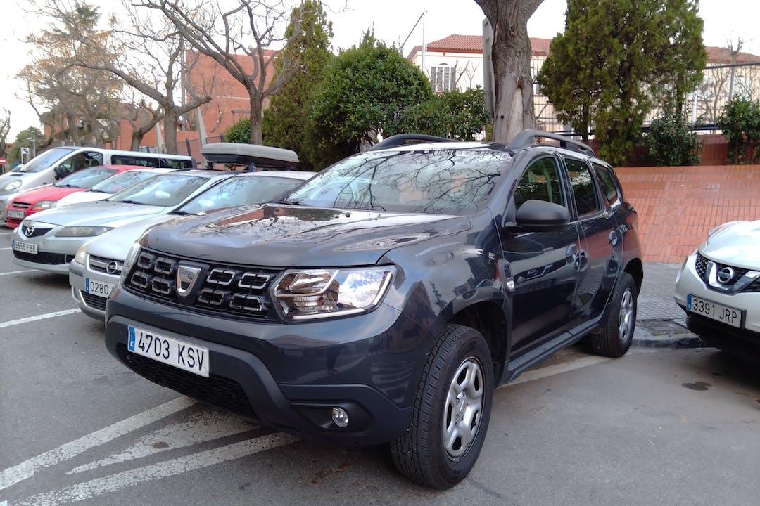 Alquiler barato de Dacia Duster 1.6 115 Access 4x2 cerca de 08173 Sant Cugat del Vallès.