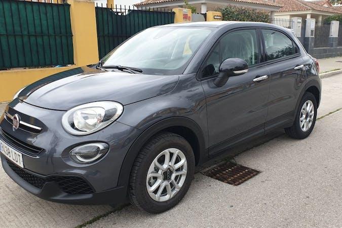 Alquiler barato de Fiat 500X 1.3 Mjt Pop Star 4x2 cerca de 11408 Jerez de la Frontera.
