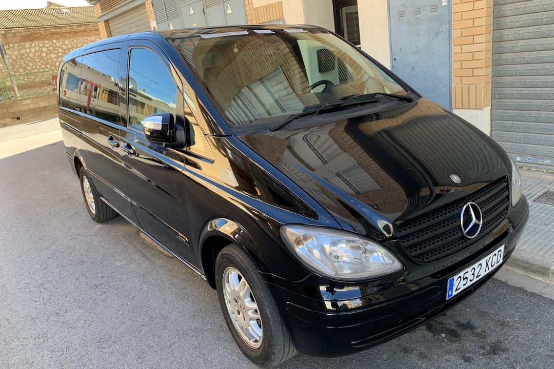 Alquiler barato de Mercedes Viano 2.2 Cdi Ambiente C cerca de 46134 Foios.