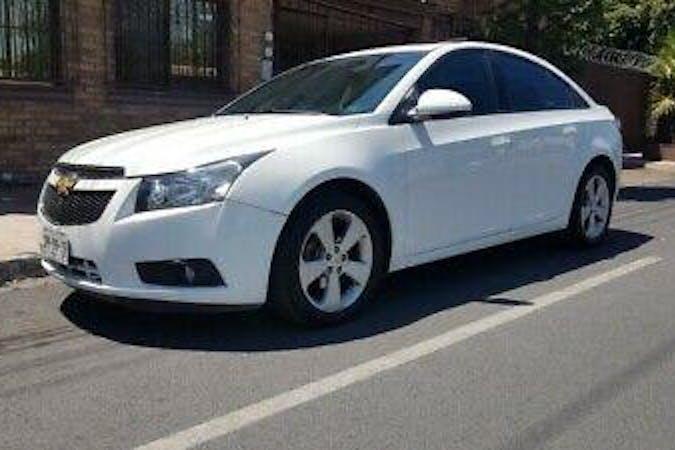 Alquiler barato de Chevrolet-Gm Cruze 2.0 Vcdi 163 Lt con equipamiento Bluetooth cerca de 28013 Madrid.